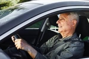 Older Drivers More Susceptible to Effects of Alcohol